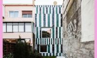 House in Paraiso, 2017, Porto, Fala Atelier. ©Ricardo Loureiro