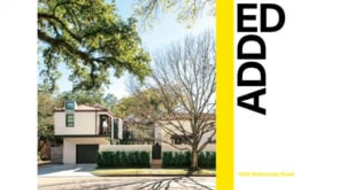 RDA 2019 Architecture Tour: Bellmeade Road