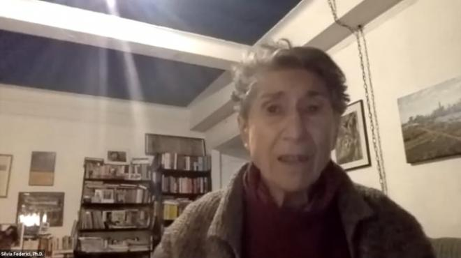 CARE-WORK: Space, Bodies, and the Politics of Care: Keynote Lecture, Silvia Federici, Ph.D.