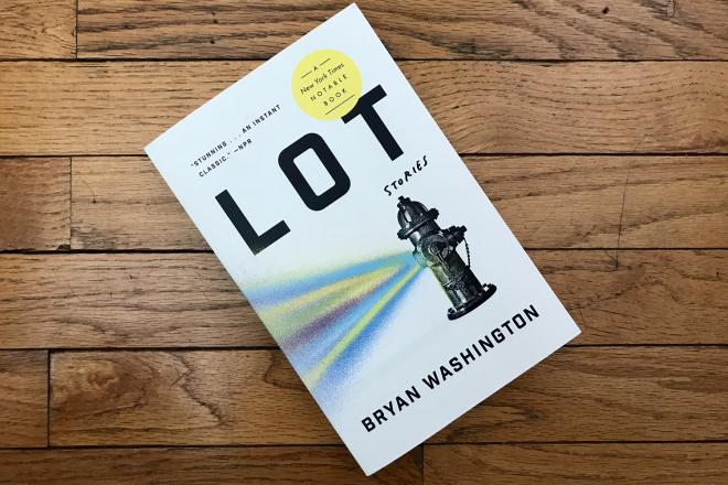 cover of the book Lot by Bryan Washington