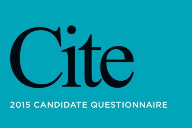 Cite mayoral survey banner