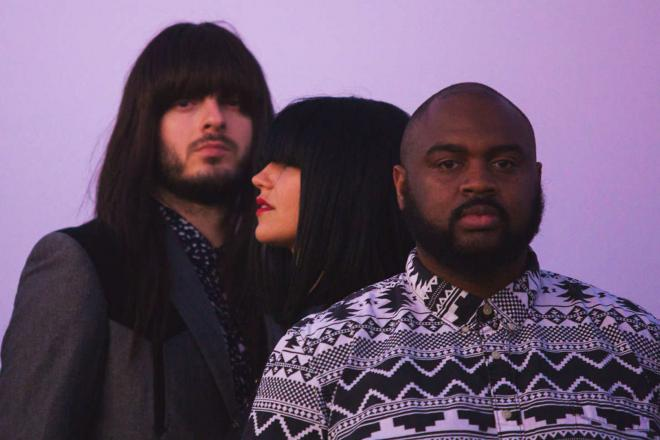 Khruangbin band photo