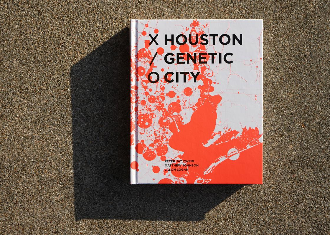 """Houston Genetic City"" by Peter Jay Zweig, Matthew Johnson, and Jason Logan. Published by Actar."