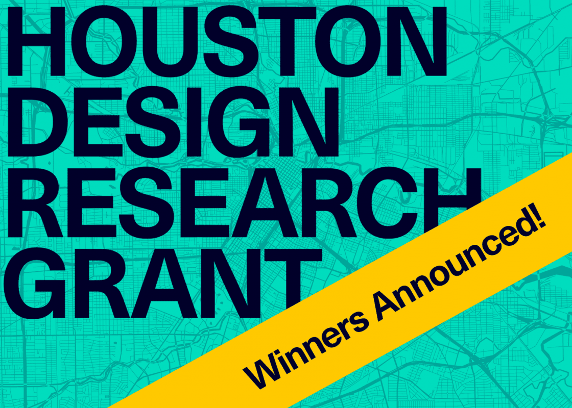Houston Research Grant Winners Announced