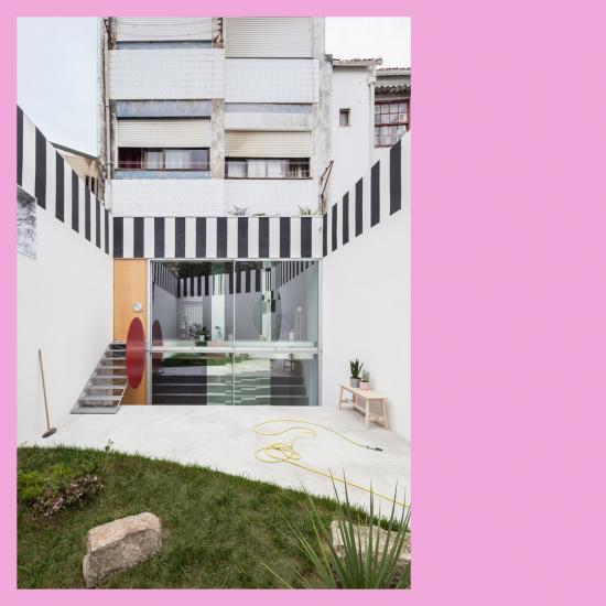 Uneven House, 2019, Porto, Fala Atelier. ©Ricardo Loureiro