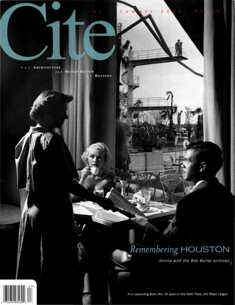 Cite 67 cover