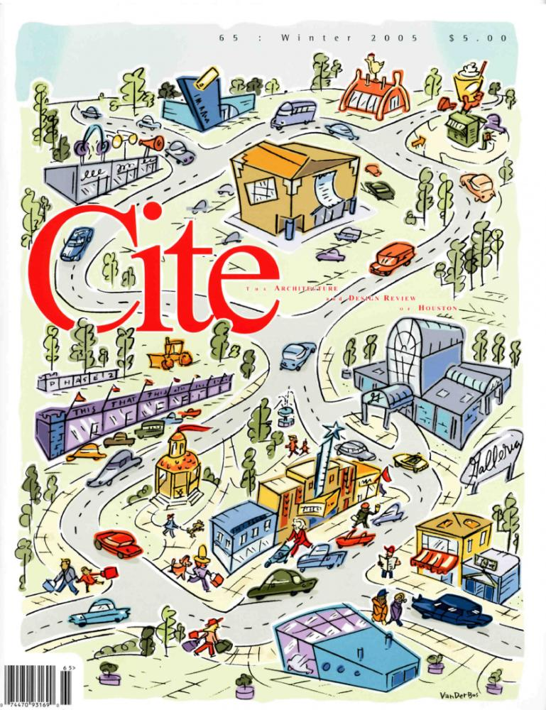 Cite 65 cover