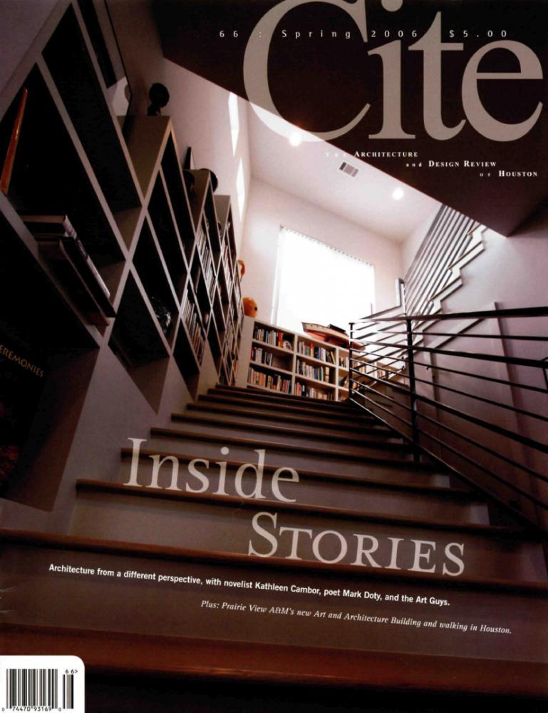 Cite 66 cover