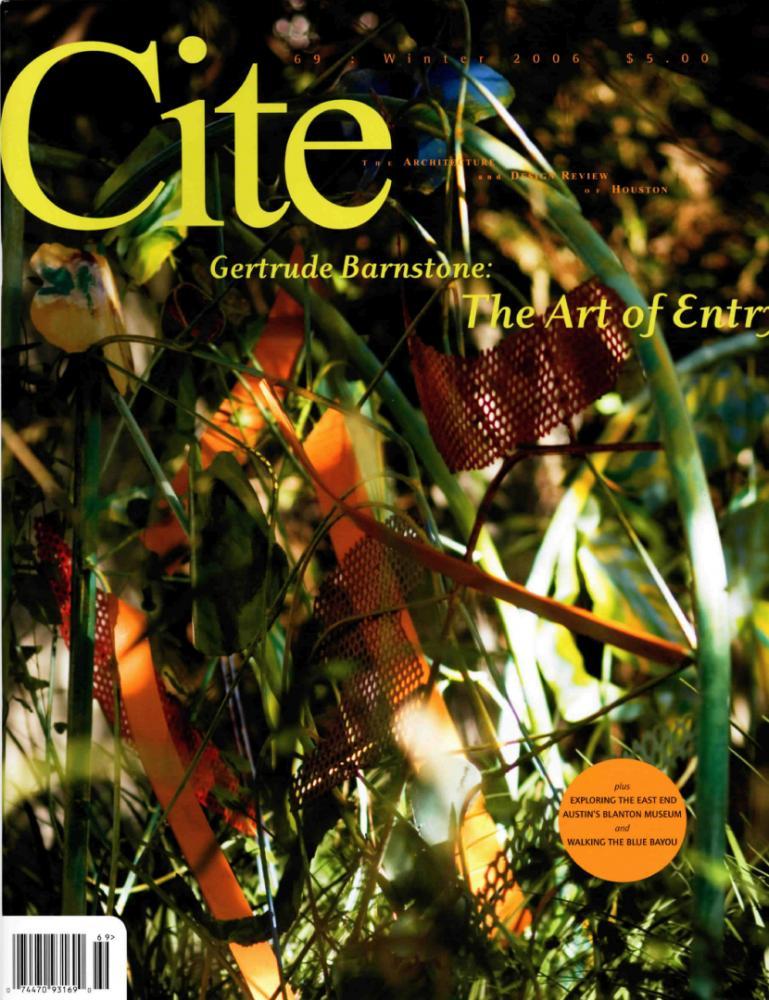 Cite 69 cover