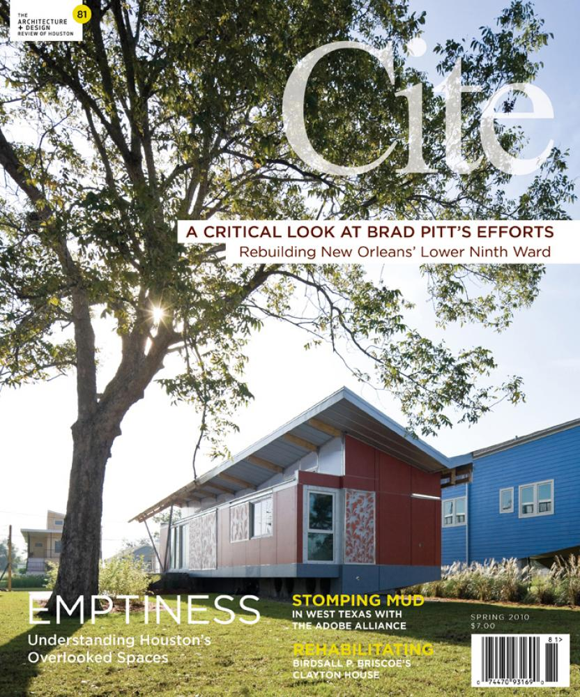 Cite 81 cover