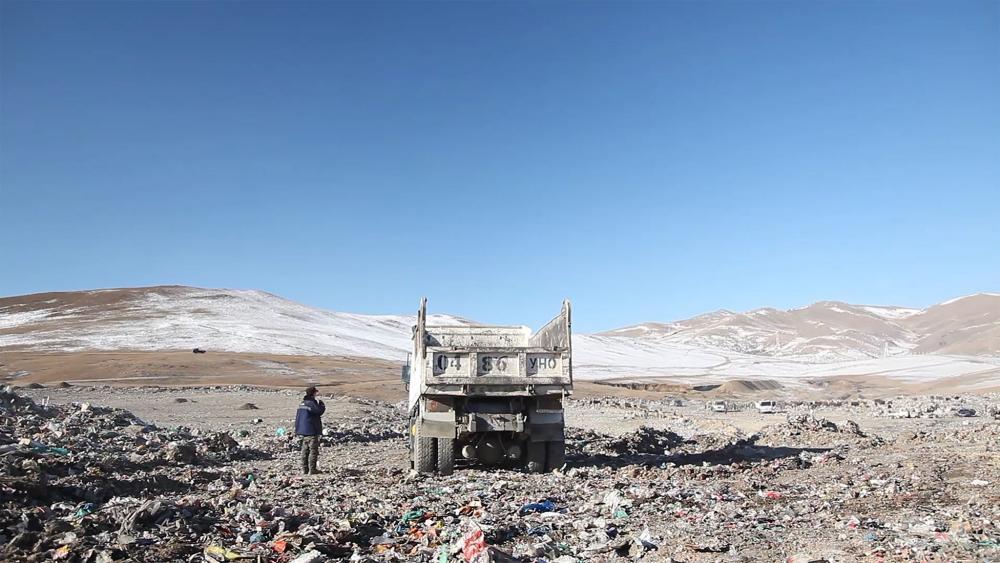 Nomads Meets the City (2020), © Anji Sauvé Clubb.