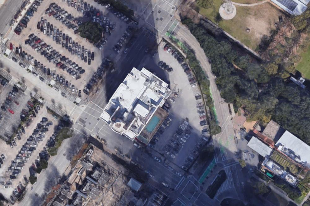 1550 on the Green's site. Image via Google Maps.