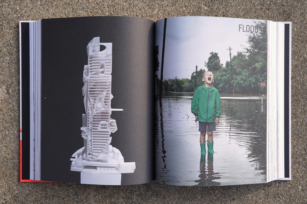 """A spread from """"Houston Genetic City."""""""