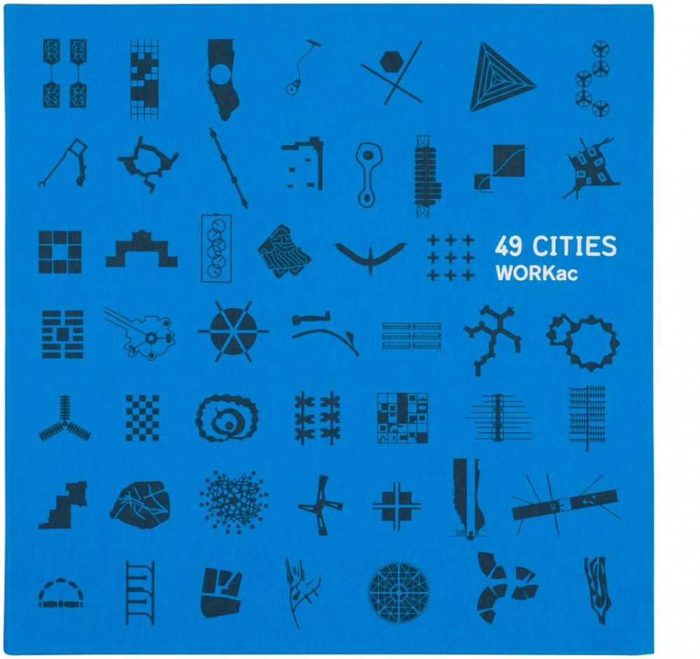 """""""49 Cities,"""" expanded third edition, by WORKac. Published by Inventory Press. Via Inventory Press."""