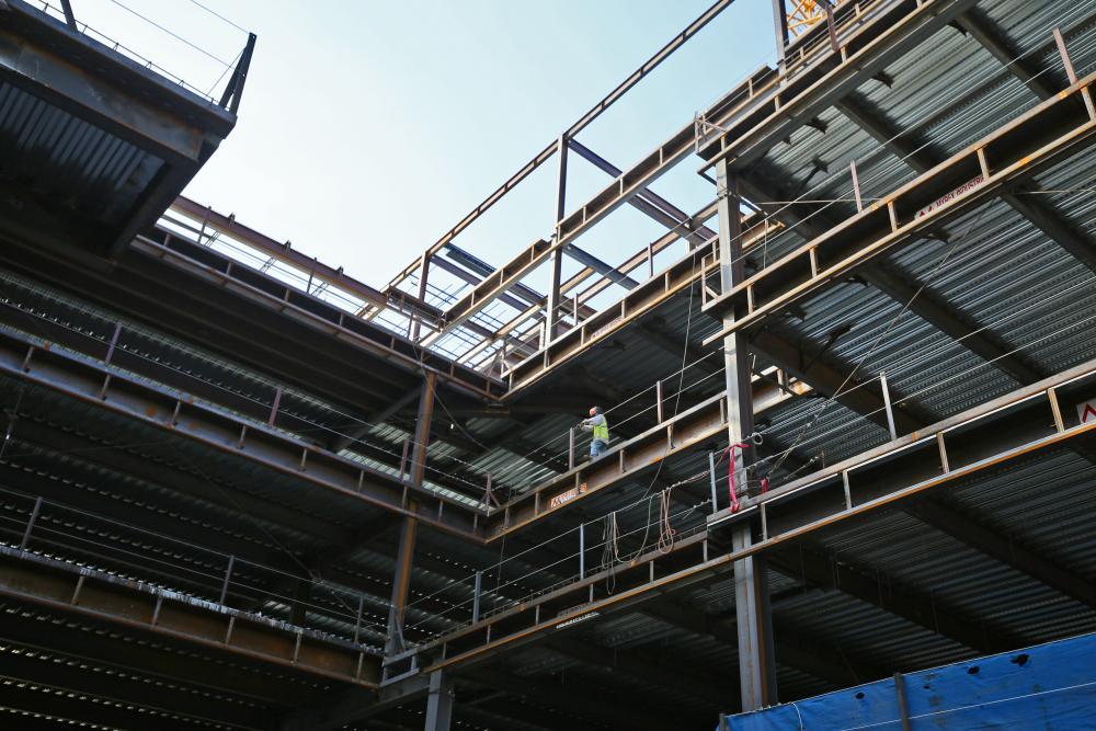 Construction progress as of early October 2020. Image courtesy Radom Capital.