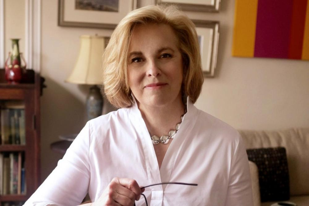 Cynthia Phifer Kracauer. Image via the Beverly Willis Architecture Foundation.