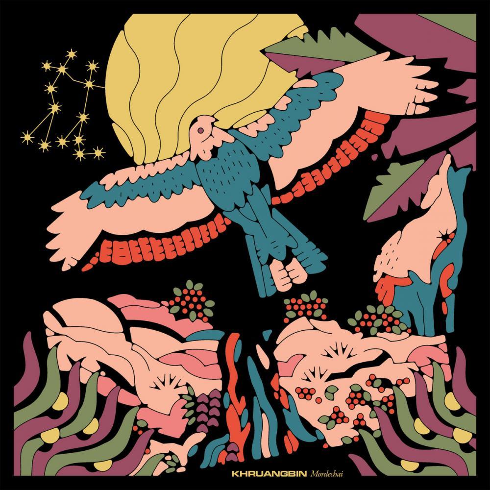 Album cover of Khruangbin's Mordecai