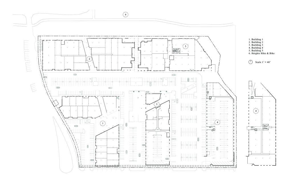 M-K-T site plan. Courtesy MHOA.