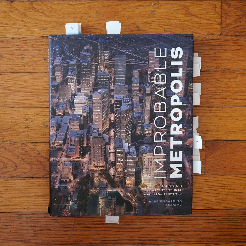 "Barrie Scardino Bradley, ""Improbable Metropolis,"" 2020."