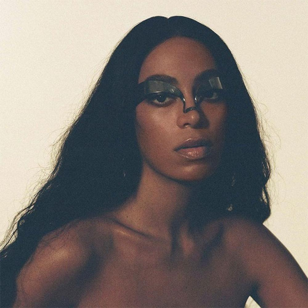 Solange's When I Get Home album cover