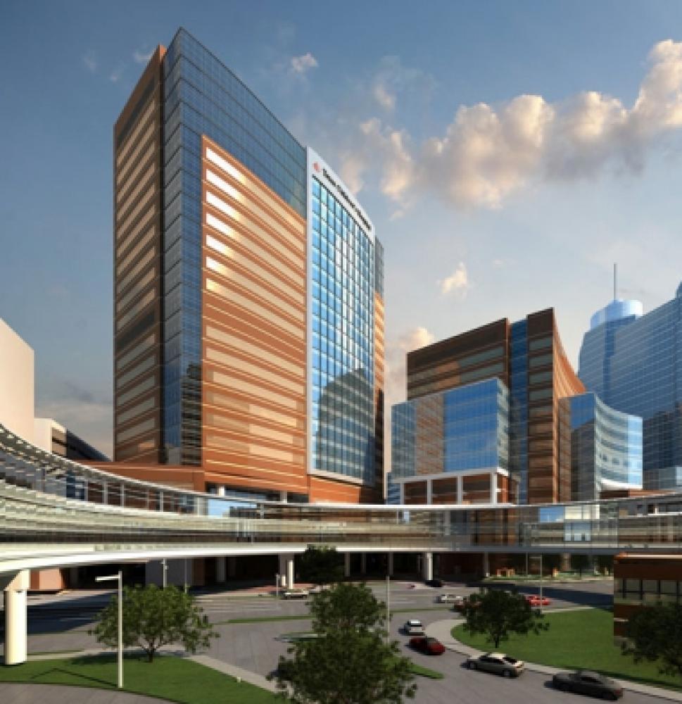 Texas Children's Hospital Legacy Tower