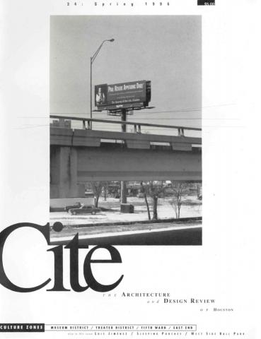 Cite 34: Culture Zones Cover Image