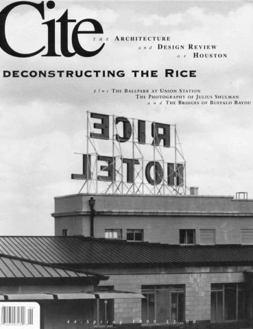 Cite 44 cover