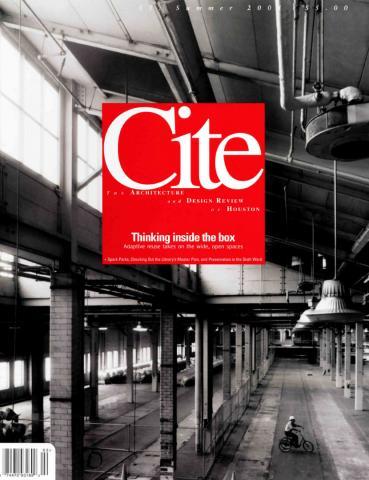 Cite 51 cover