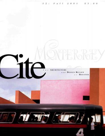 Cite 52 cover