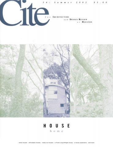 Cite 54 cover
