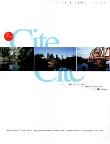 Cite 55 cover