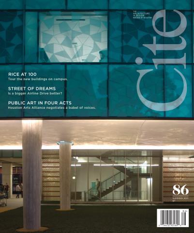 Cite 86 cover